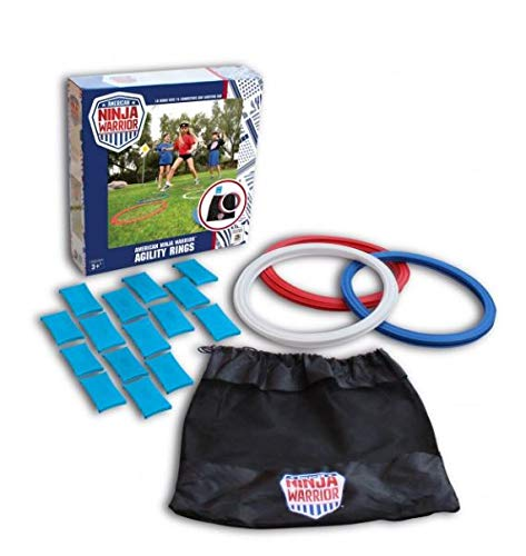 American Ninja Warrior Agility Rings- 10- 14