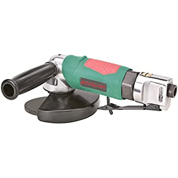 Grizzly T23084 5-Inch Air Angle Grinder