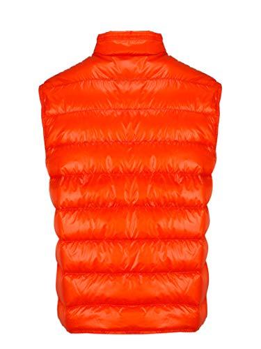 Homme Polyamide Orange Gilet Moncler 433619953029318 8w18T