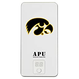 Iowa Hawkeyes APU 10000XL - USB Mobile Charger