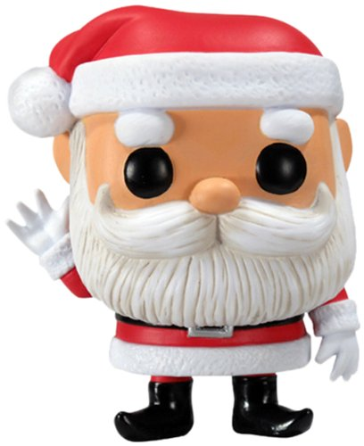 Funko Santa POP - Jolly Miniature Old Santa