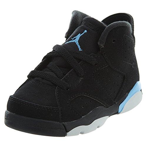Jordan 6 Retro (Td) Toddlers Style: 384667-006 Size: 5 C - Size Shoes Toddler 5 Jordan