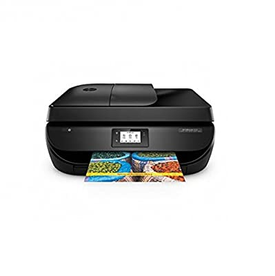 Hewlett Packard Officejet Wi-Fi Inkjet All-in-One Color Printer with Copier, FAX, Scanner & Web
