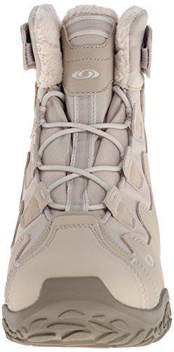 SALOMON Snowtrip TS WP W Eur 101086, Scarpe da trekking donna, Beige (sand-light grey-thyme), 40