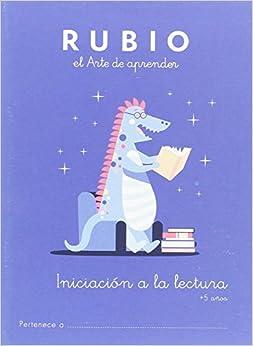 Lecturas Comprensivas Rubio+5 Iniciacion A La Lectura por S.l.u. Enrique Rubio Polo epub