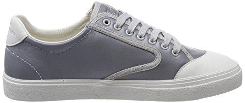 Marc Baskets Sneaker Femme grey Grau silver O'polo qwvqrEZ7A
