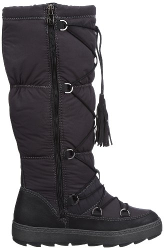 sale retailer 63826 ebe48 Tamaris ACTIVE Snow Boots Womens Black Schwarz (BLACK UNI ...