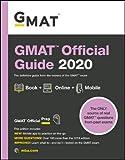 GMAT Official Guide 2020: Book + Online