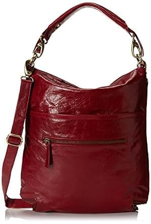 Latico Francesca Shoulder Bag, Bordeaux, One Size