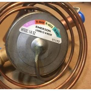 EMERSON/ALCO HFESC 1/4 SZ/066542 1/4 TON ADJUSTABLE EXTERNAL LOW TEMP TXV