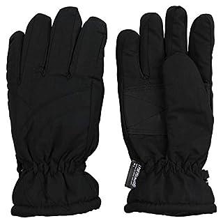 Urban Boundaries Womens/Girls Warm Winter Waterproof Thinsulate Snow Gloves (Black, Large) (B009PI8GD6)   Amazon price tracker / tracking, Amazon price history charts, Amazon price watches, Amazon price drop alerts