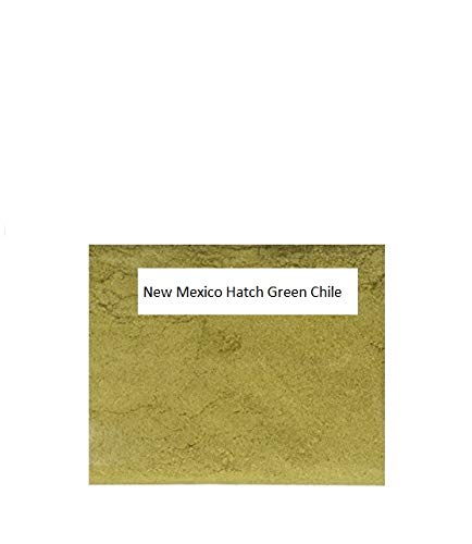 New Mexico Hatch Green Chile Powder, 8oz (Best Hot Springs In New Mexico)