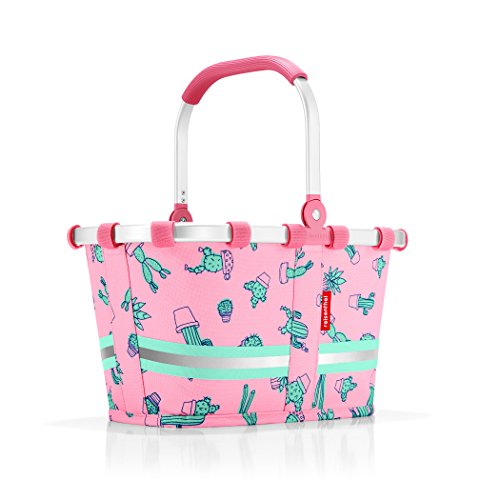 reisenthel carrybag XS kids, Extra Small Basket, Cactus Pink