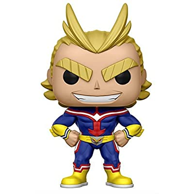 Funko My Hero Academia All Might Pop Vinyl Figure: Funko Pop! Animation:: Toys & Games