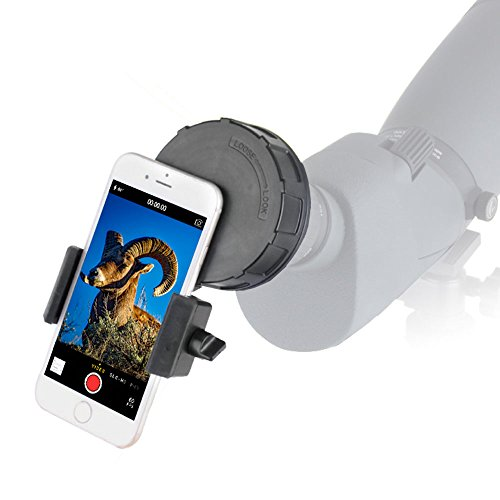 SnakeLook Spotting Scope & Binocular Phone Adapter - Connect