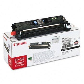 (Canon EP87BK EP87BK (EP-87) Toner, Black)