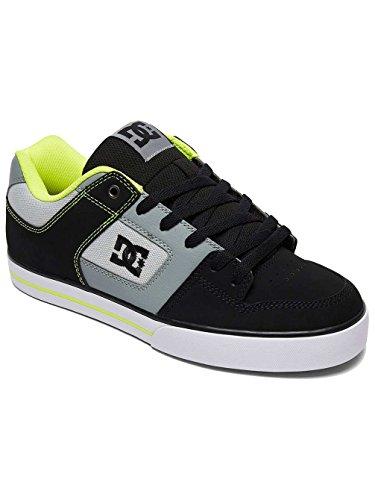 Ginnastica Ginnastica Ginnastica da Gris Green DC Uomo Lime Scarpe Scarpe Scarpe Scarpe Grey Pure Shoes PqnxwTRA