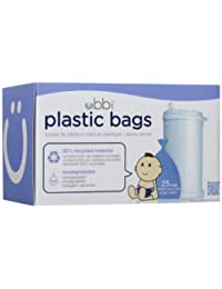 Ubbi Plastic Bags - 25 ct BOBEBE Online Baby Store From New York to Miami and Los Angeles