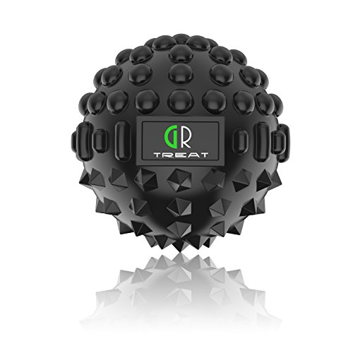 Guard Revival Deep Tissue Massage Roller Ball – Mobility Ball for Myofascial Launch, Trigger Point Therapy, Muscle Knots, and Yoga Therapy – Aid Pain Relief from Plantar Fasciitis – DiZiSports Store