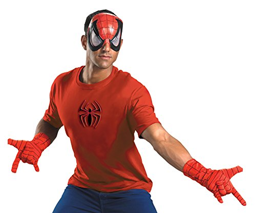 Adult-Costume Spiderman Kit Adult Halloween Costume - Most Adults