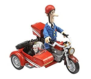 Postman Pat SDS Motorbike with Pat and Jess Playset