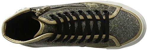 Armani Jeans 9252277p615, Zapatillas para Mujer Dorado (oro)