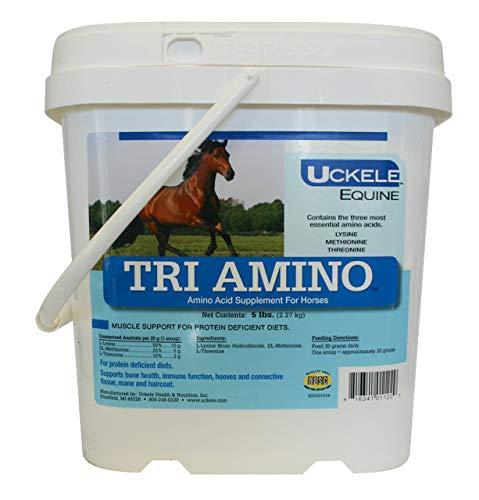 Uckele Tri Amino Supplement 5 lb (2 Ounce Acid Amino)