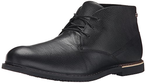 Timberland Men's Brook Park Insulated Chukka WP Boot, Black Fog, 11.5 M US