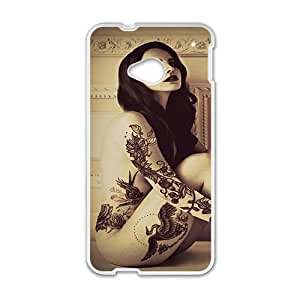 Tattoo Of Lana Del Rey Cell Phone Case for HTC One M7