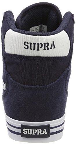 Sneaker Supra Vaider Lc Bianco-blu