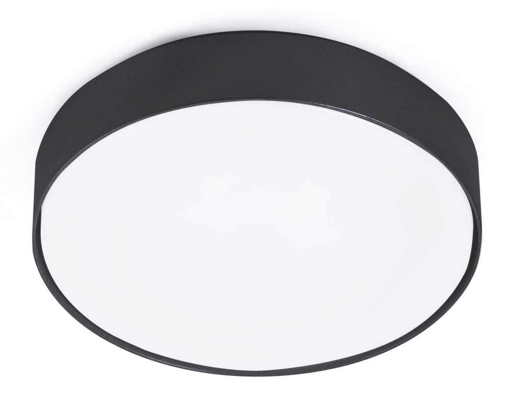 Kit de luz Negro para ventilador WINCHE AC led 17w ip44 3000k Faro Barcelona 33484