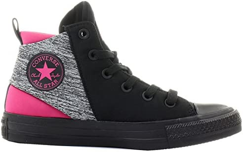 Converse Womens All Star Sloane Neoprene Mid Shoes Black