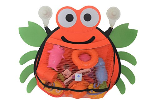 Crab Bath Organizer Infant Toddler