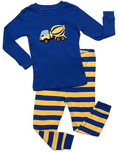 frogmouth-boys-cement-truck-2-piece-pajama-set-5-years-blue