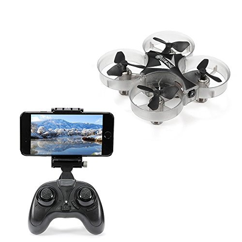 Mini WIFI FPV Quadcopter, EACHINE E012HW RC Nano Quadcopter With Camera Live Video Altitude Hold Selfie Pocket Drone RTF