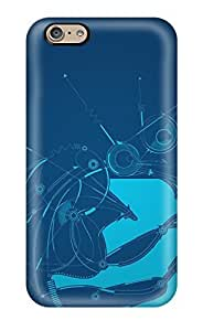 High Quality Modern Art Case For Iphone 6 / Perfect Case