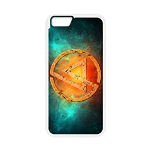 IPhone 6 Plus 5.5 Inch Phone Case for Linkin Park pattern design GL05QP76808