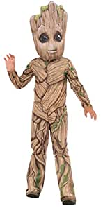 Imagine by Rubies Guardians of The Galaxy Volume 2 Groot Boxed Dress-Up Set Costume, Multicolor