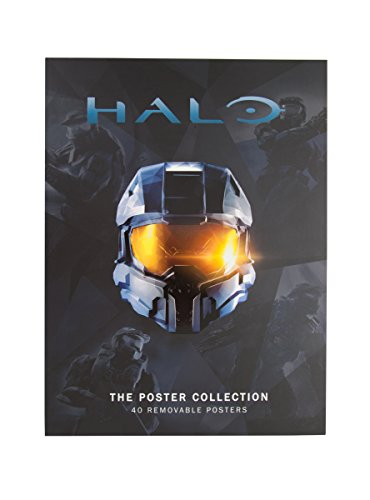 Halo: The Poster Collection (Insights Poster Collections) La Mesa Vase