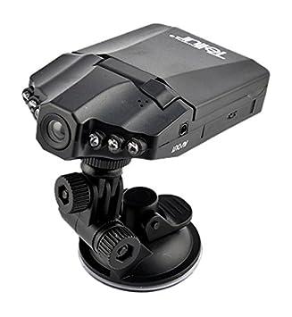 Cámara grabadora para coche, color negro