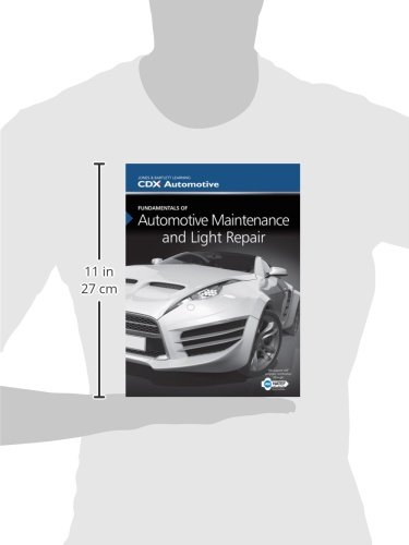 Fundamentals of Automotive Maintenance and Light Repair by Jones & Bartlett Learning (Image #1)
