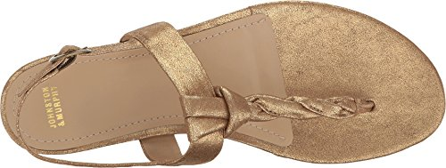 Sandal Murphy Women's Johnston Dress Gold Holly amp; gPXXF8