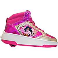 TENIS HEELYS POP WONDER WOMAN CANO ALTO