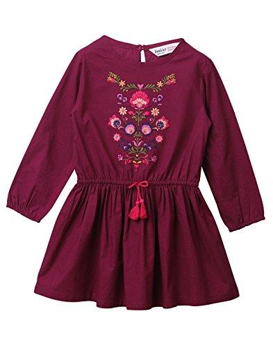 Plum Kids Dress - 4