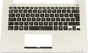 Asus 90NB00Z0-R31ND0 refacción para notebook Teclado - Componente para ordenador portátil (Teclado, Noruego, S Notebook Series S300CA): Amazon.es: ...