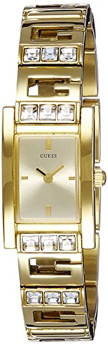 Guess W10269L1 Ladies GEE LITE Gold Watch