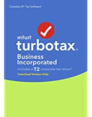 TurboTax Business Incorporated 2020 [PC Download]