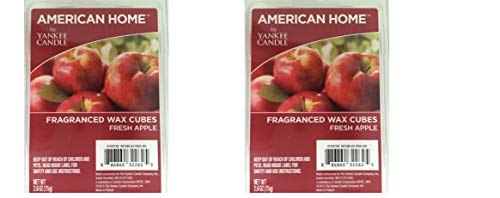 American Home By Yankee Candle Fresh Apple, Fragranced Wax C