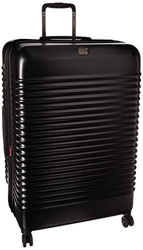 DELSEY Luggage Bastille Lite 29 inch 4 Wheel Spinner, Black