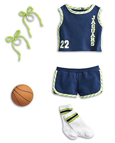 American Girl Julie's Basketball Uniform for 18-inch Dolls